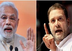 Rahul Gandhi, PM Modi trade bitter barbs over Rafale jet deal