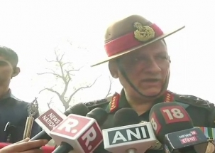 Stone pelters are over ground workers of terrorists: Army Chief