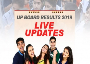 Results of UP Board- High School, 12th Intermediate on News Nation
