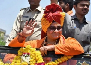 NN Exclusive: Sadhvi Pragya Singh Thakur reveals why she joined BJP