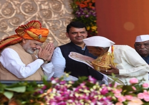 PM Modi in Shirdi: 'A permanent home provides enthusiasm to fight against poverty'