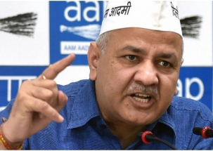 Full statehood for Delhi is main issue for us in polls: Manish Sisodia
