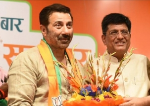 Actor Sunny Deol joins BJP, likely to contest from Gurdaspur