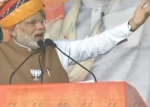 PM Modi 'delighted' as Rajya Sabha passes 10 per cent quota bill