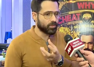 NN Exclusive: Emraan Hashmi talks about his upcoming film 'Why Cheat India'