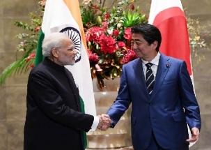 PM Modi returns to Delhi after Japan visit