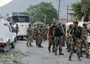 Jammu and Kashmir: Five BSF personnel injured in suspected militant attack in Srinagar