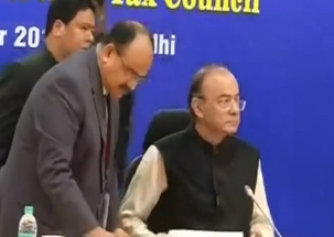GST meeting underway in New Delhi, slashing of tax rates expected