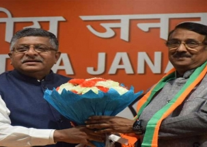 Tom Vadakkan joins BJP, says hurt by Congress stand on armed forces