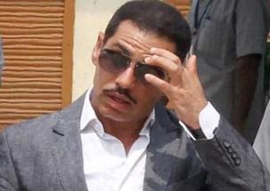 Businessman Robert Vadra ignores question on his political entry