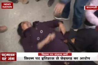 Protests by Karni Sena continues in several parts of North India
