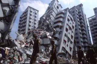 A 6.4-magnitude earthquake strikes off Taiwan's coast