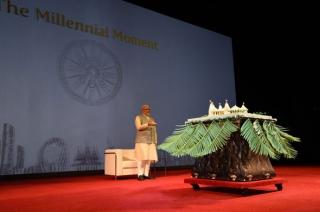 Prime Minister Narendra Modi inaugurates first temple project In Abu Dhabi, addresses Hindu community