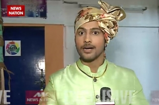 News Nation Exclusive: Namish Taneja celebrates Hug Day with the team of Bhabhijiyaan
