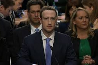 Facebook CEO Mark Zuckerberg testifies before US Congress