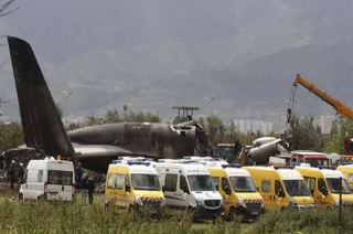 Algeria military plane crash: Death toll rises to 257, say Algerian emergency services