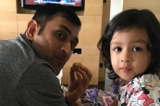 Nation View: MS Dhoni shares dancing video of daughter Ziva on Twitter