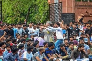Question Hour  AMU-Jinnah portrait row: Internet services suspended in university premises