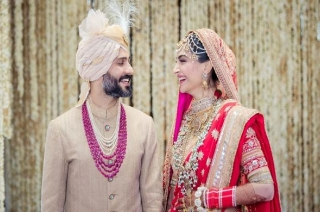 Neerja actress ties not with long-time beau Anand Ahuja; turns Sonam Kapoor Ahuja