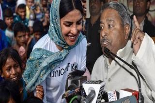 Nation View: BJP MP Vinay Katiyar spews venom against Priyanka Chopra for visiting Rohingya refugees in Bangladesh