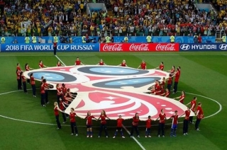 FIFA World Cup 2018: Who plays who in the quarter-finals