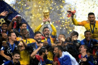 FIFA World Cup 2018: France beat Croatia 4-2, brings trophy home after 20 years