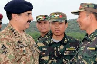 Zero Hour: China paroling in Pakistan occupied Kashmir!
