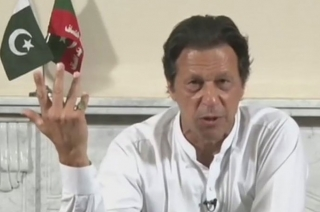Imran Khan for India-Pakistan dialogue to resolve Kashmir issue