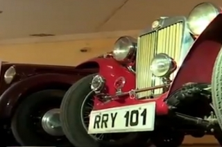 Udaipur vintage car museum: Unique collection of classic cars