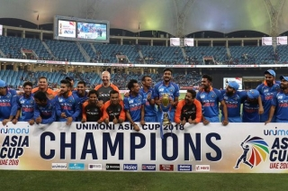 India vs Bangladesh: Men in Blue become Champions of Asia