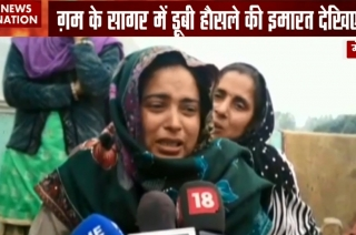 Martyr Ajay Kumar's mother, wife express their unbearable pain