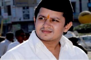 What Kailash Vijayvargiya's son Akash said after beating govt official