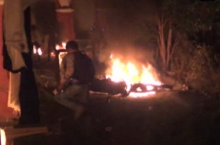 Uttar Pradesh: Fire breaks out in Allahabad University after student union polls announces