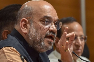 Congress played vote bank politics over national security: Amit Shah