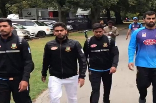 Cricketers offer condolences on Christchurch mosques shooting