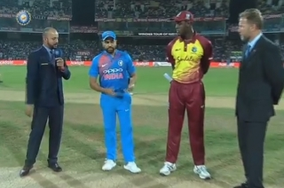 India Vs West Indies: WI win toss and choose to bat first in final T20I at Chennai
