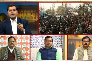 Dopahar Ka Dangal: Why did Mehbooba endorse Imran Khan's statement?