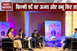 Exclusive conversation with Star cast of movie- 'De De Pyaar De'