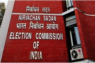 'EVMs, VVPAT machines are totally secure in strong rooms': EC