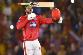 Stadium: Will Gayle storm strike in first match between RR and KXIP?