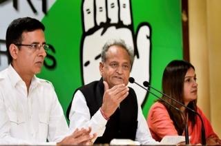 Satta Ka Shurvir: Ashok Gehlot wins CM race in Rajasthan