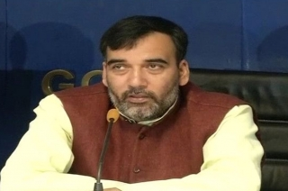 Congress is confused whether save party or country: Gopal Rai