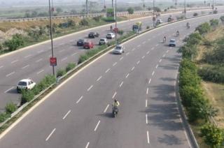 PM Narendra Modi inaugurates Western Peripheral Expressway in Haryana