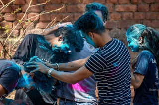 Happy Holi! India celebrates festival of colours in style