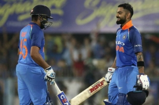 IND vs WI: India win by eight wickets