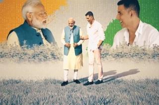 PM Modi cracks Gujarati joke in 'non-political' interview with Akshay