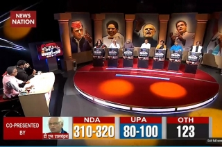 Exit Polls 2019: What panel of senior journalists' surveys predict?