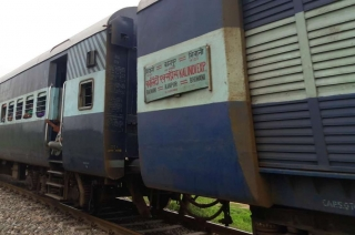 GRP registers FIR against unknown in Bhiwani Kalindi Express