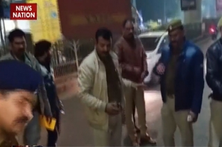 Contractor shot at near Alambagh metro station in Lucknow