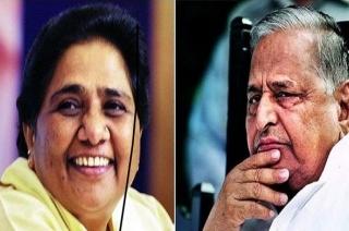 Chai Garam: Mulayam Singh Yadav, Mayawati share stage in Mainpuri